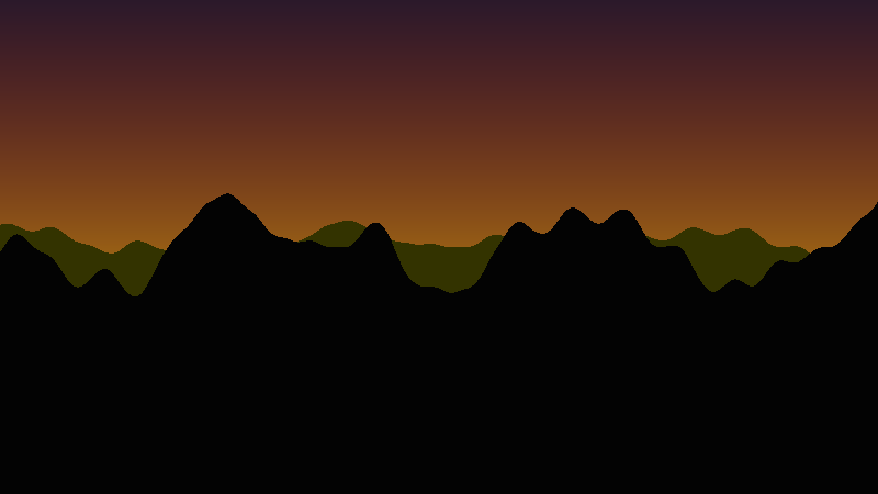 Using Perlin Noise to Generate 2D Terrain and Water